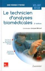 Souvent acheté avec Le préparateur en pharmacie, le Le technicien d'analyses biomédicales
