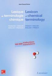 Dernières parutions sur Chimie à l'université, Lexique de terminologie chimique / lexicon of chemical terminology