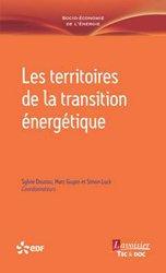 Dernières parutions sur Energies, Les territoires de la transition énergétique