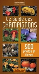 Souvent acheté avec Champignons de Suisse Tome 6, le Le guide des champignons en 900 photos et fiches