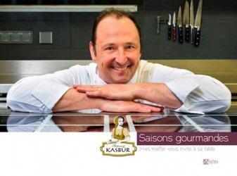 Dernières parutions sur Cuisine de l'est, Le Kasbur - saisons gourmandes - Yves Kieffer vous