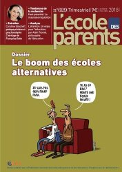 Dernières parutions dans L'école des parents, Le boom des écoles alternatives