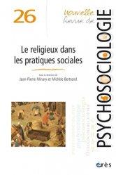 Dernières parutions sur Psychologie clinique, Le religieux dans les pratiques sociales. Troubles alimentaires entre mère et bébé