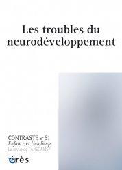 Dernières parutions sur Psychologie du handicap, Les troubles du neurodéveloppement