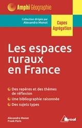 Dernières parutions sur Espaces ruraux, Les espaces ruraux en France