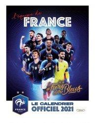 Dernières parutions sur Herbiers - Agendas - Calendriers - Almanachs, Le calendrier officiel 2021 de l'Equipe de France