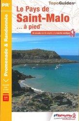 Dernières parutions dans TopoGuides PR, Le Pays de Saint-Malo... à pied