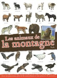Dernières parutions sur Vie des animaux, Les animaux de la montagne