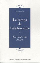 Dernières parutions dans Le Sens social, Le temps de l'adolescence. Entre contrainte et liberté