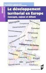 Dernières parutions dans Didact Géographie, Le développement territorial en Europe