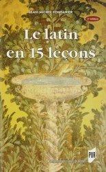 Dernières parutions sur Auto apprentissage, Le latin en 15 leçons