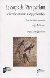Dernières parutions dans Clinique psychanalytique et psychopathologie, Le corps de l'être parlant