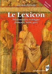 Dernières parutions sur Dictionnaires, Le lexicon