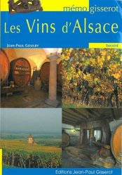 Dernières parutions dans Mémo Gisserot, Les vins d'Alsace