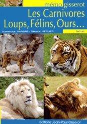Dernières parutions sur Ours, Les carnivores