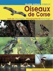Dernières parutions sur Guides d'identification et d'observation, Les oiseaux de Corse