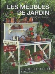 Dernières parutions sur Au jardin, Les meubles de jardin à faire soi-même