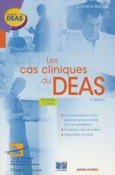 Souvent acheté avec Concours AS - AP   Pack concours : 2009 - 2010, le Les cas cliniques du DEAS Modules 1, 7 et 8