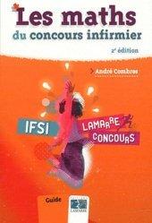 Souvent acheté avec Les tests d'aptitude au concours IFSI, le Les maths du concours infirmier