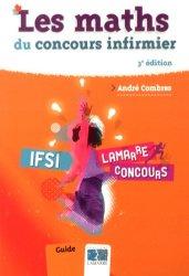 Souvent acheté avec Grands thèmes sanitaires et sociaux  - Concours IFSI, le Les maths du concours infirmier