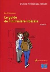 Dernières parutions dans Exercice professionnel infirmier, Le guide de l'infirmière libérale