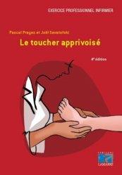 Dernières parutions sur SFAP - 2ème journée nationale des acteurs en soins infirmiers, Le toucher apprivoisé