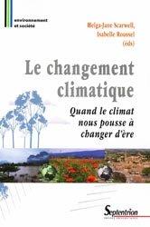 Dernières parutions dans Environnement et société, Le changement climatique