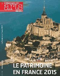 Dernières parutions dans Hors-série, Le patrimoine en France 2015