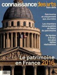 Dernières parutions dans Hors-série, Le patrimoine en france 2016