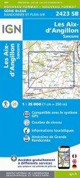 Nouvelle édition Les Aix-d'Angillon/Sancerre. 2423sb