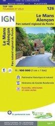 Dernières parutions sur Pays de Loire, Le Mans, Alençon, Parc naturel régional du Perche. 1/100 000