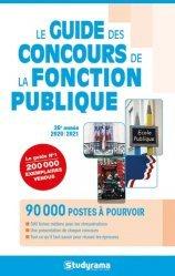 Dernières parutions dans Guides J Emploi, Le guide des concours de la fonction publique. Edition 2020-2021
