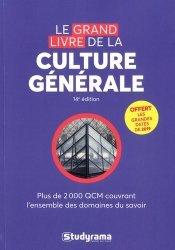 Dernières parutions sur Culture générale, Le grand livre de culture générale