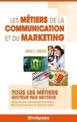 Dernières parutions dans Guides J Métiers, Les métiers de la communication et du marketing