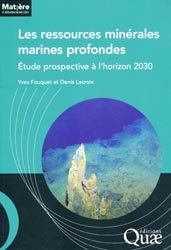Dernières parutions dans Matière à débattre & décider, Les ressources minérales marines profondes