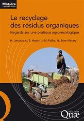 Dernières parutions dans Matière à débattre & décider, Le recyclage des résidus organiques