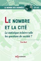 Dernières parutions sur Statistiques, Le nombre et la cité