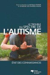 Souvent acheté avec Autisme et émotions, le Le trouble du spectre de l'autisme