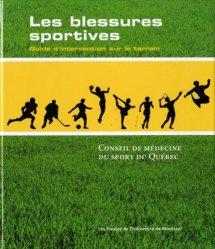 Souvent acheté avec Urgences en médecine du sport, le Les blessures sportives
