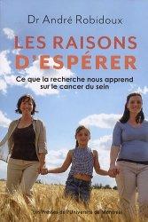Dernières parutions sur Cancers gynécologiques, Les raisons d'espérer