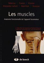 Souvent acheté avec Anatomie fonctionnelle 2, le Les muscles