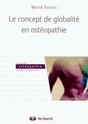 Le concept de globalité en ostéopathie