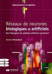 Dernières parutions sur Neuroanatomie - Neurophysiologie, Les réseaux de neurones artificiels