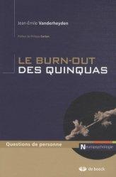 Dernières parutions dans Questions de personne, Le burn-out des quinquas