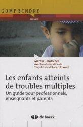 Dernières parutions sur Neurologie pédiatrique, Les enfants atteints de troubles multiples