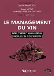 Souvent acheté avec Entreprendre dans le vin, le Le management du vin