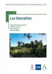 Dernières parutions sur Successions et libéralités, Les libéralités