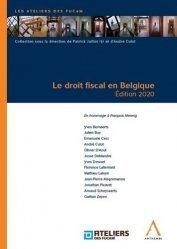 Dernières parutions sur Droit fiscal international, Le droit fiscal en Belgique