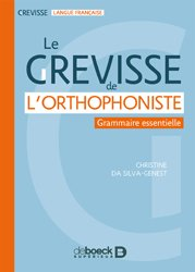 Souvent acheté avec Concours orthophoniste - 5000 exercices d'orthographe, le Le grevisse de l'orthophoniste