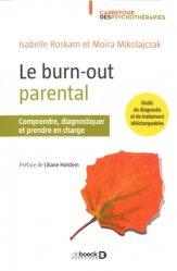 Dernières parutions dans Carrefour des psychothérapies, Le burn-out parental